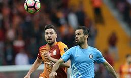 Galatasaray - Osmanlıspor foto galeri