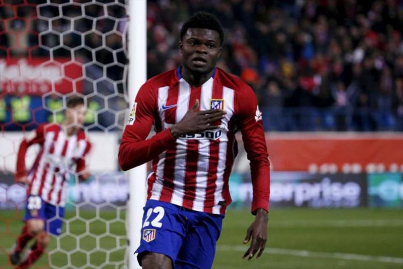 Arsenal Thomas Partey'in peşinde!