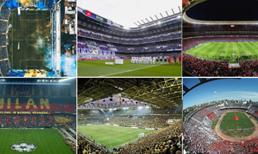 İşte dünyanın en iyi 40 stadyumu