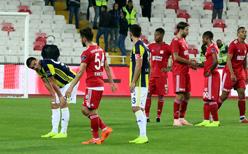 Demir Grup Sivasspor - Fenerbahçe foto galerisi