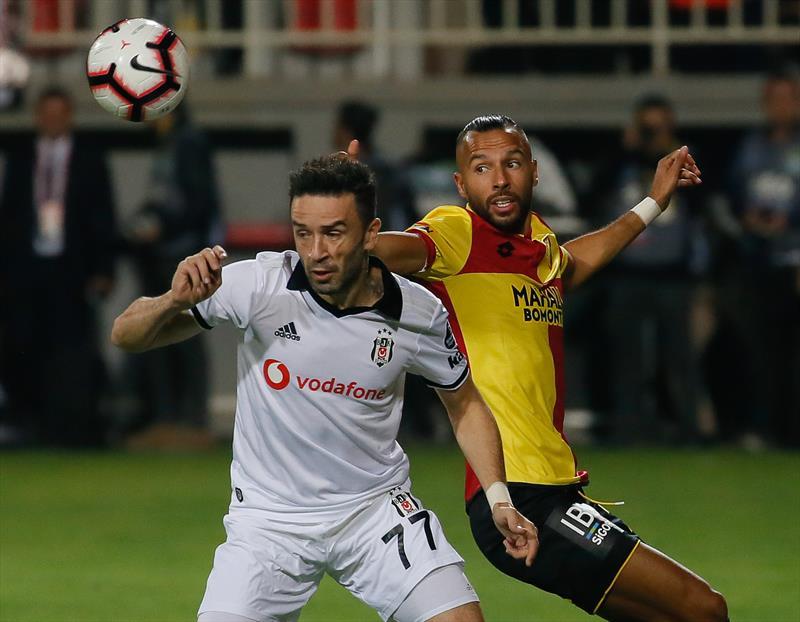 Göztepe - Beşiktaş foto galerisi