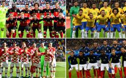 FIFA ülke sıralamasını açıkladı!