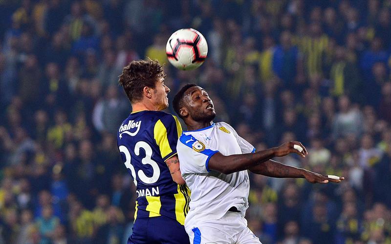 Fenerbahçe - Ankaragücü foto galerisi