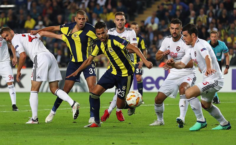 Fenerbahçe- S.Trnava foto galerisi