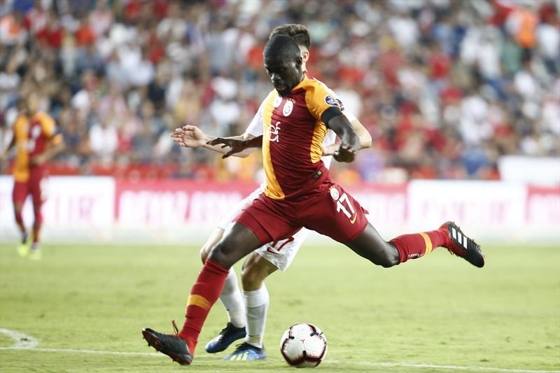 Antalyaspor - Galatasaray foto galerisi
