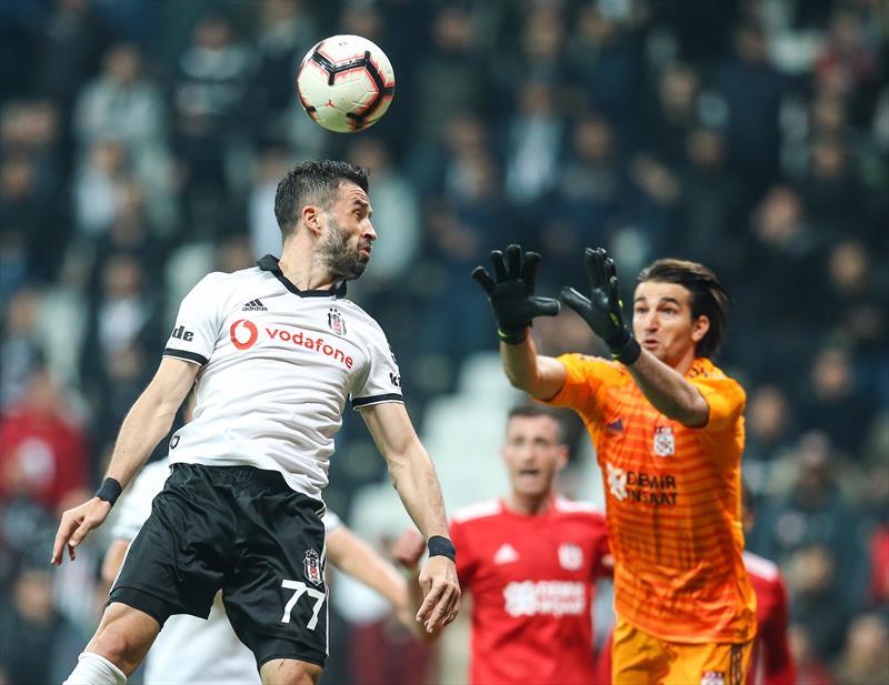 Beşiktaş - DG Sivasspor foto galerisi
