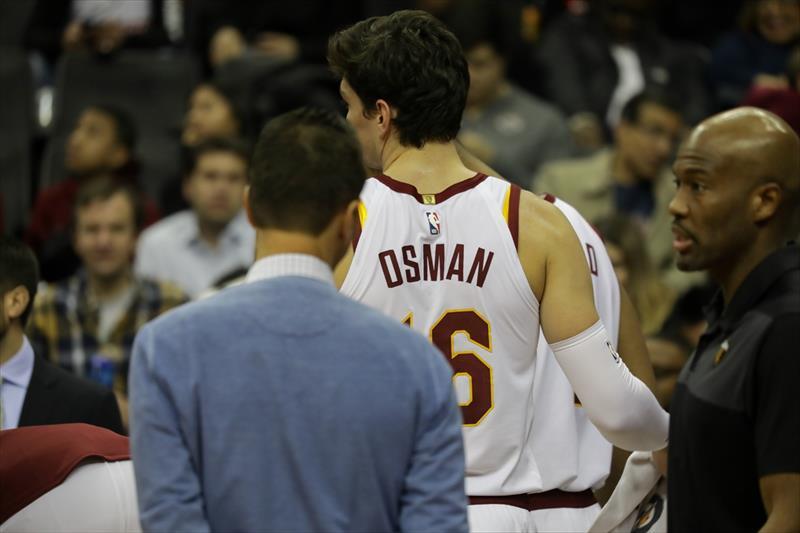 """NBA'de Cedi Osman'lı """"Türk gecesi"""""""