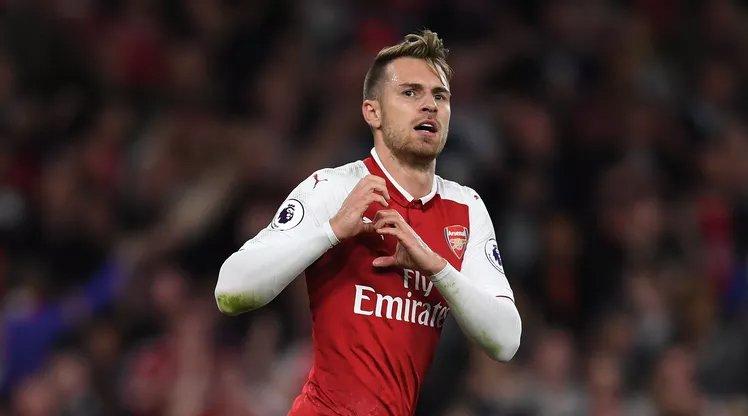 Bayern Münih Ramsey'i istiyor
