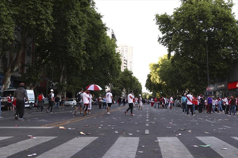 Libertadores Kupası final maçı ertelendi