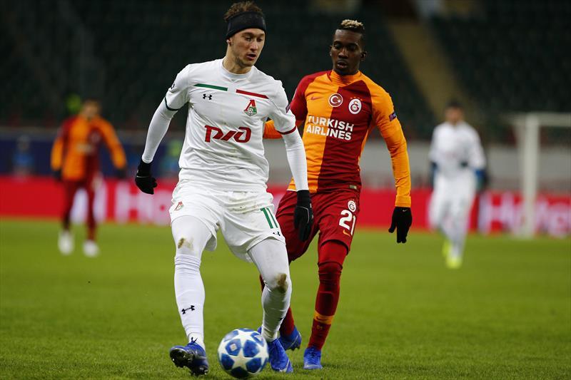 Lokomotiv Moskova - Galatasaray foto galerisi