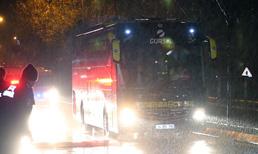 Fenerbahçe kafilesi İstanbul'a geldi