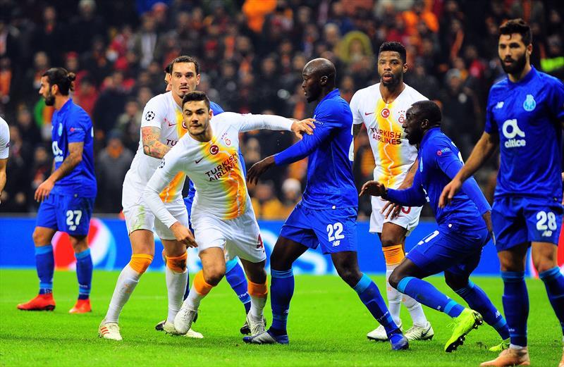 Galatasaray - Porto foto galerisi