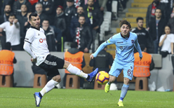 Beşiktaş - Trabzonspor foto galerisi
