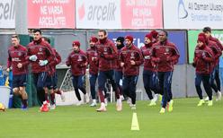 Trabzonspor'da eksikler can sıkıyor!