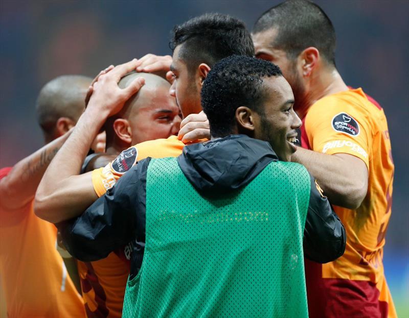 Galatasaray transferde ilk hedefini belirledi!