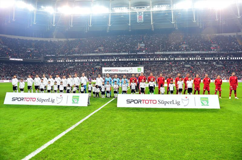 Beşiktaş - Galatasaray foto galerisi