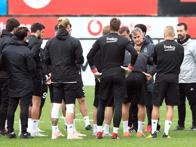 Beşiktaş'ta gündem iç transfer!