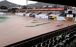 Bodrum İlçe Stadı ilk yarıyı kapattı!