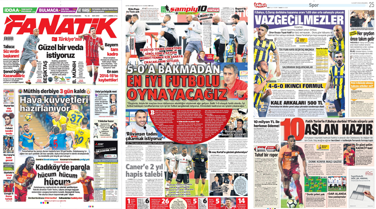 14 Mart gazete manşetleri