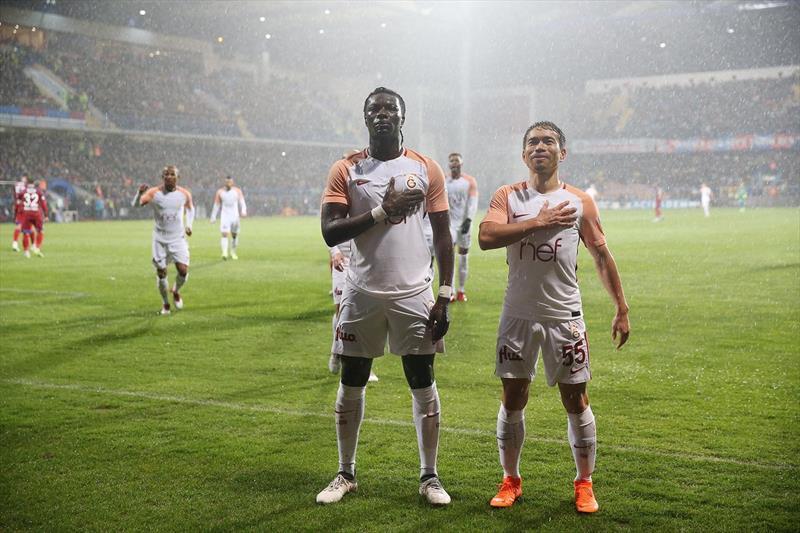Kardemir Karabükspor - Galatasaray foto galerisi