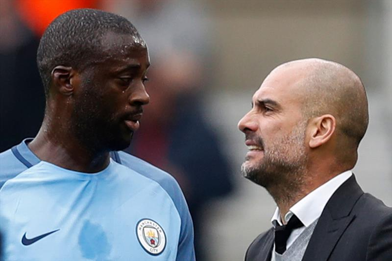 Toure'den Guardiola'ya ırkçılık suçlaması