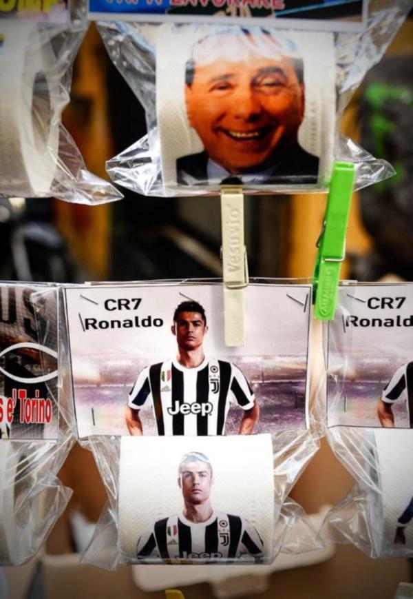 Napoli'den Ronaldo'yu kızdıracak hamle