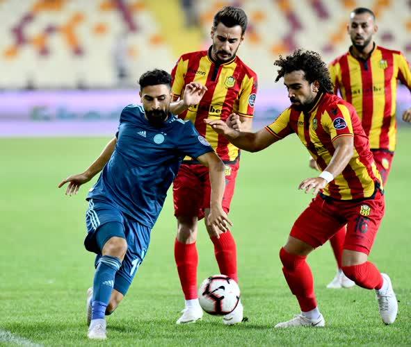 Evkur Yeni Malatya-Fenerbahçe