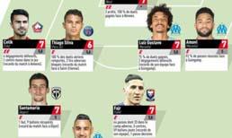 Ligue 1'de 5. haftanın en iyi 11'i