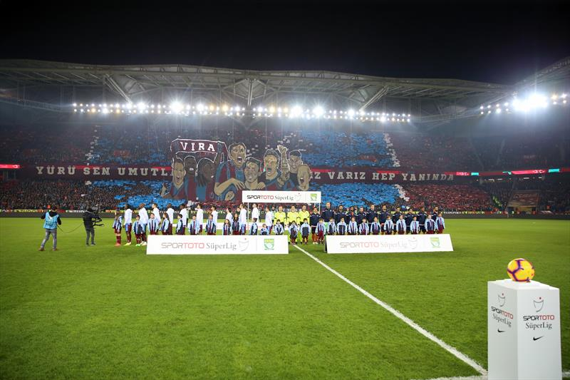 Trabzonspor - Medipol Başakşehir foto galerisi
