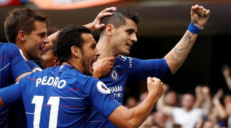 Morata adım adım Atletico Madrid'e!