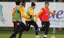 Galatasaray'da tempo her geçen gün artıyor