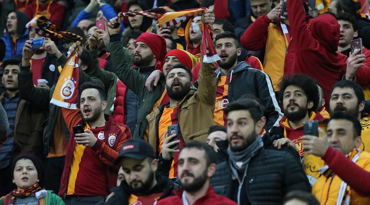Galatasaray - Benfica foto galeri