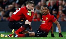 United'a Martial ve Lngard'dan kötü haber