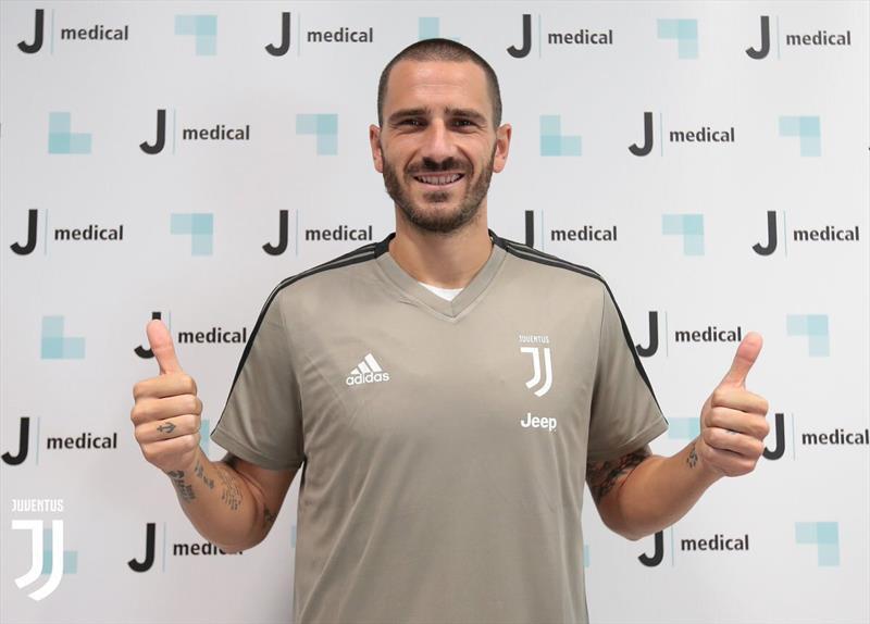 Bonucci'den Real Madrid itirafı!