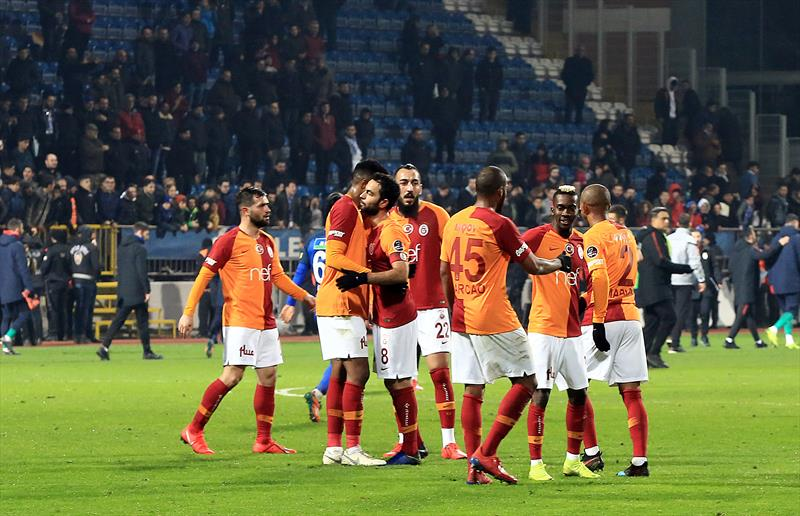 Galatasaray'da moraller yerinde