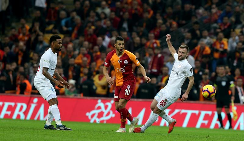 Galatasaray - Antalyaspor foto galerisi