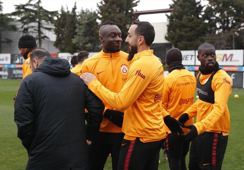 Galatasaray'da gözler Bursa maçında