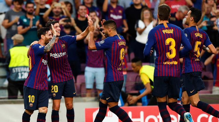 İşte Barcelona kadrosunun piyasa değeri...