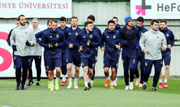 Fenerbahçe'ye sakatlardan iyi haber