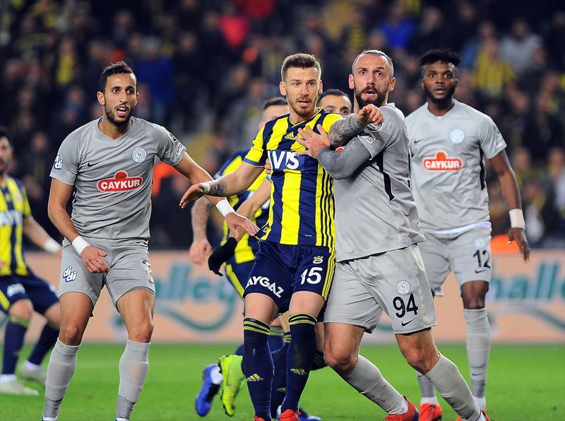 Fenerbahçe - Çaykur Rizespor foto galerisi