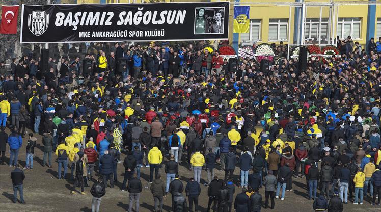 MKE Ankaragücü'nün acı günü!