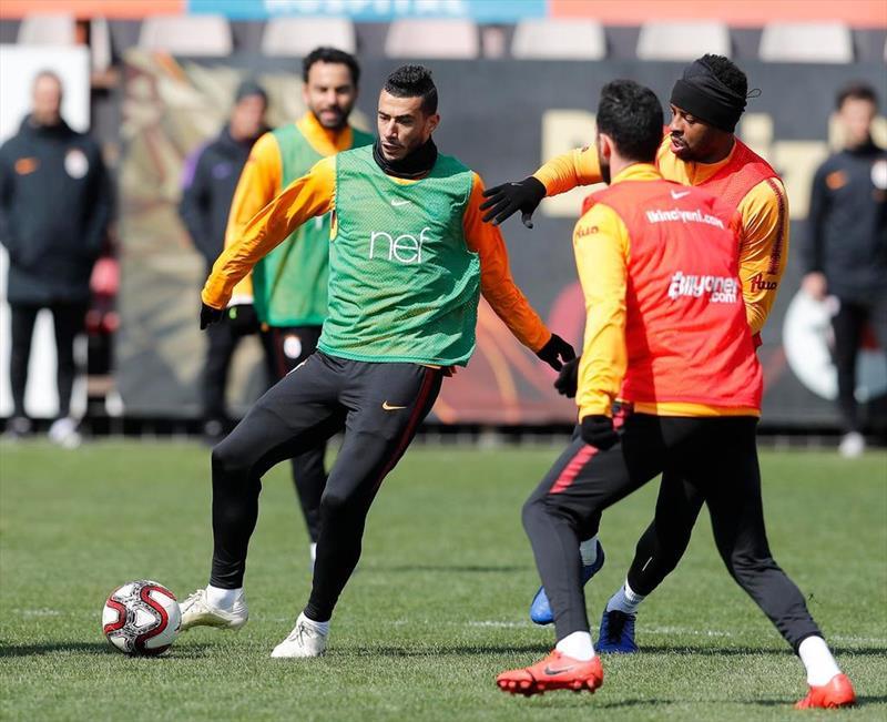 Galatasaray'da zorunlu rotasyon!