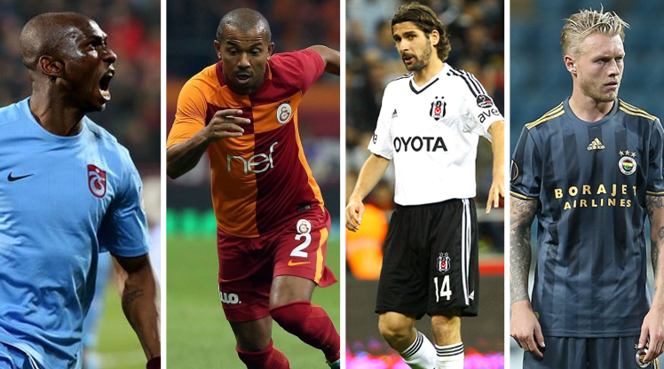 Sevilla-Süper Lig hattından geçen yıldızlar