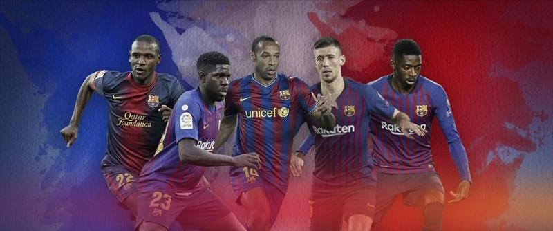 İşte Barcelona'nın Fransız yıldızları