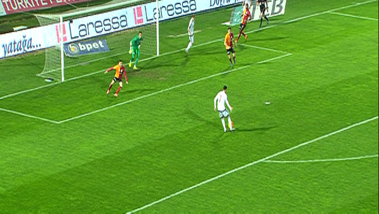 Gaziantepspor - Galatasaray