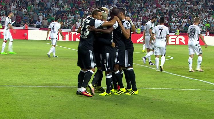 Atiker Konyaspor - Beşiktaş