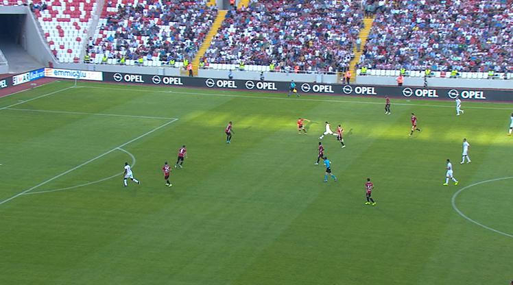 Demir Grup Sivasspor - Kayserispor
