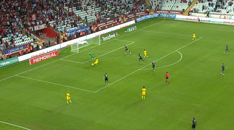 Antalyaspor - Göztepe