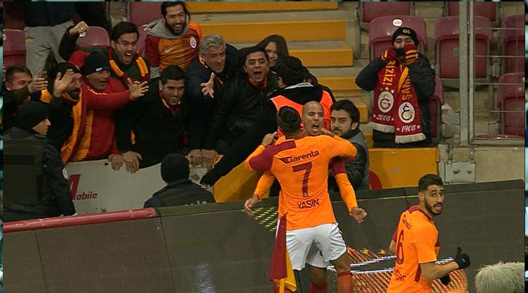Galatasaray - Osmanlıspor FK