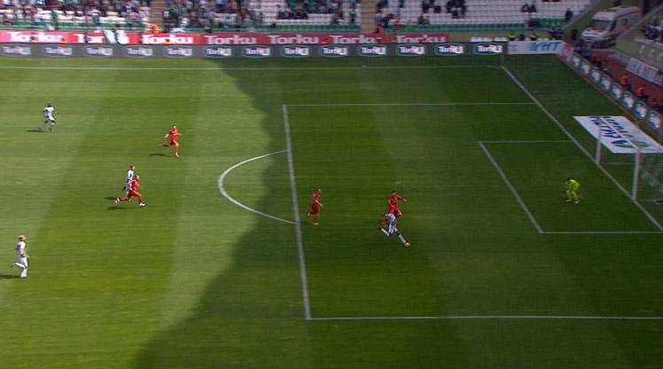 Atiker Konyaspor - Kayserispor